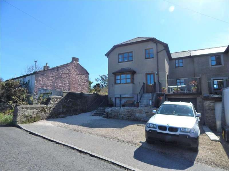 4 Bedrooms Semi Detached House for sale in Trewellard Hill, Pendeen, Penzance