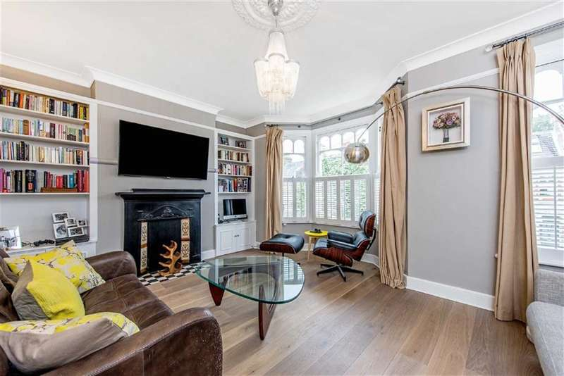 3 Bedrooms Flat for sale in Kenyon Street, Fulham, London