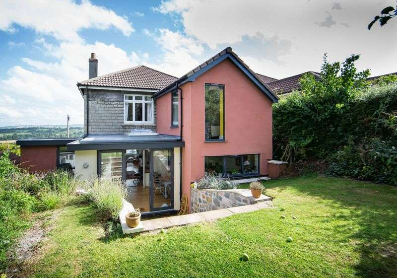 4 Bedrooms Detached House for sale in Ridgeway Road, Long Ashton