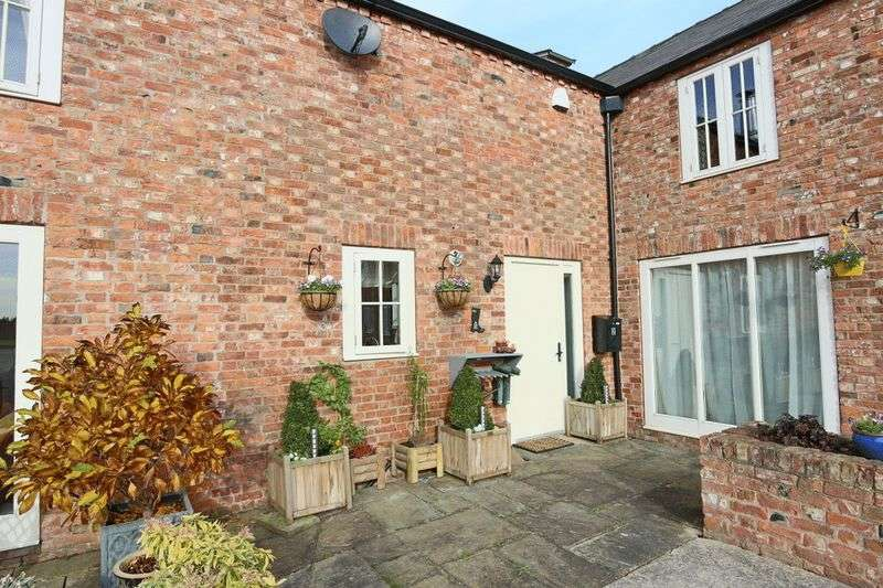 2 Bedrooms Semi Detached House for sale in French Lane, Nantwich