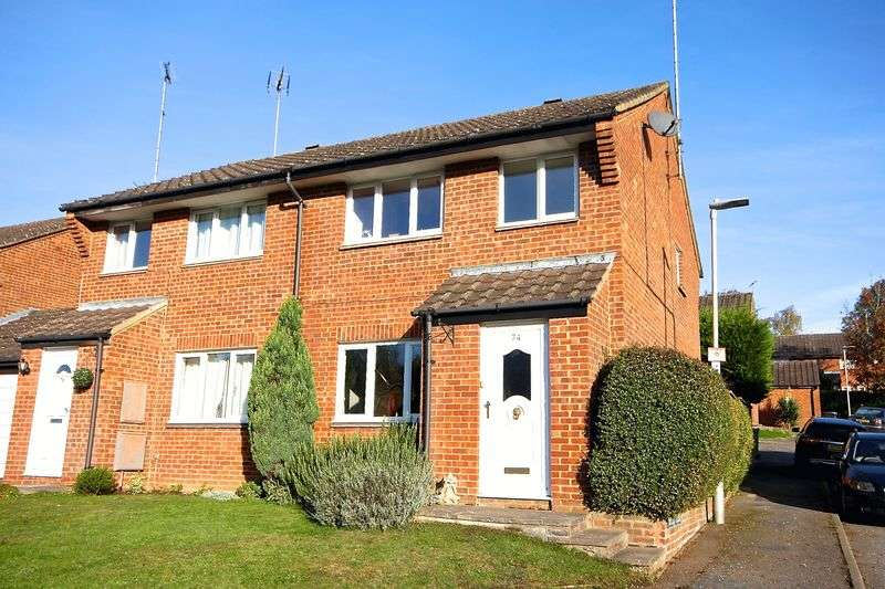 3 Bedrooms Semi Detached House for sale in Buckwood Road, Markyate