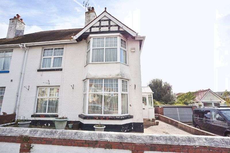 3 Bedrooms Semi Detached House for sale in Morin Road, Paignton - Ref: AB52