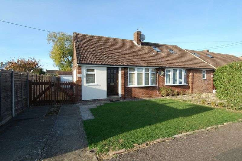 2 Bedrooms Semi Detached Bungalow for sale in KIDLINGTON
