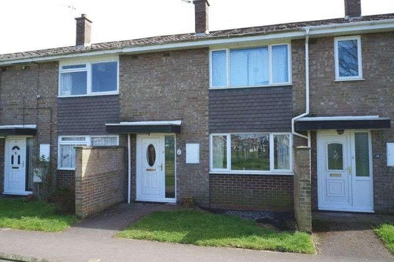 2 Bedrooms Terraced House for sale in Auden Court, Clinton Park, Tattershall, Lincs