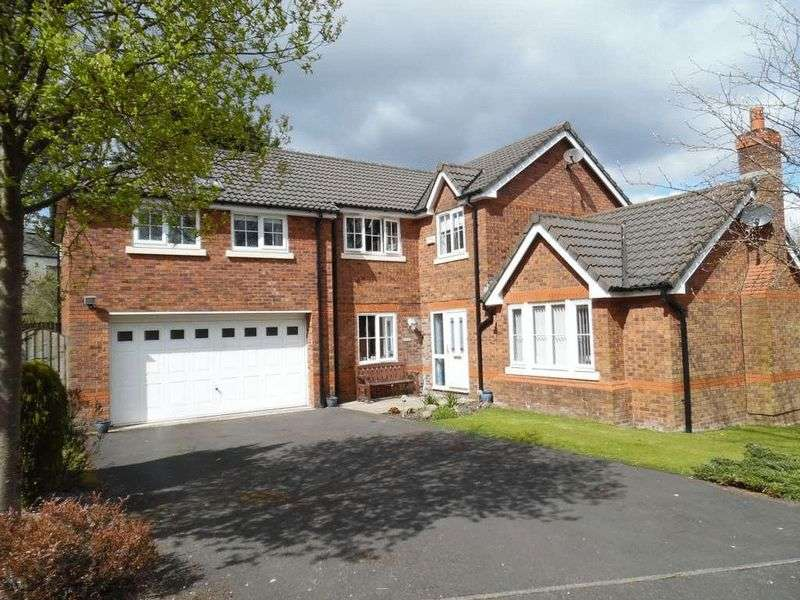 5 Bedrooms Detached House for sale in Verdant Way, Rochdale