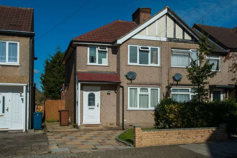 3 Bedrooms End Of Terrace House for sale in Boxtree Lane, Harrow, Middlesex, HA3