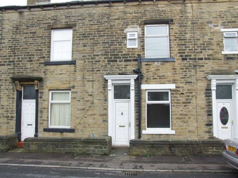 3 Bedrooms Terraced House for sale in Swinton Terrace, Halifax, HX1 3QT