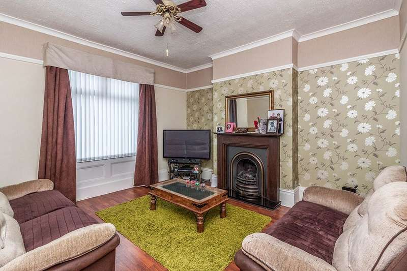 3 Bedrooms Property for sale in Howdon Road, North Shields, NE29