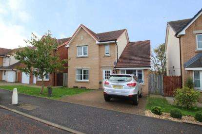 4 Bedrooms Detached House for sale in Denny Crescent, Saltcoats, North Ayrshire
