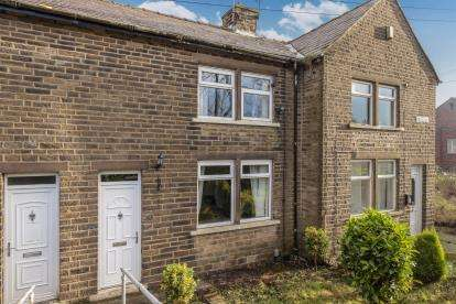 3 Bedrooms Terraced House for sale in Albert Drive, Halifax, West Yorkshire