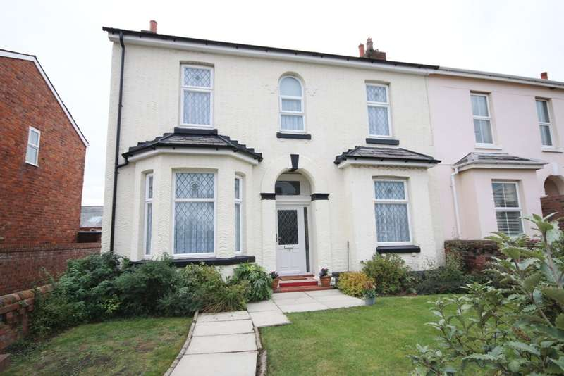 4 Bedrooms Semi Detached House for sale in Mosley Street, Birkdale, Southport