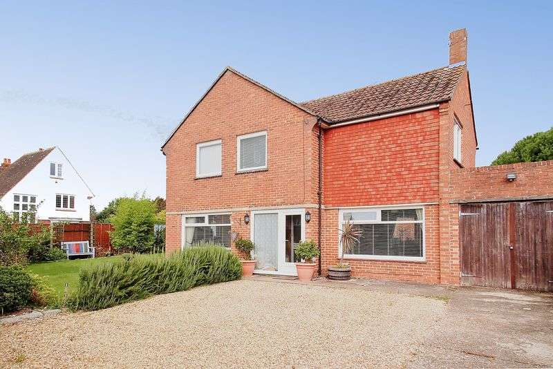 4 Bedrooms Detached House for sale in Southleigh Road, Emsworth PO10