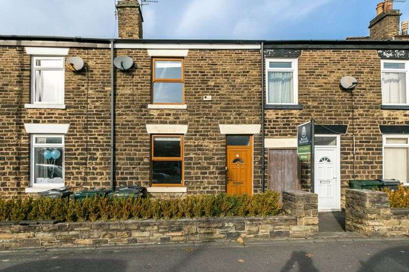 3 Bedrooms Terraced House for sale in Ormskirk Road, Upholland, WN8 0AG