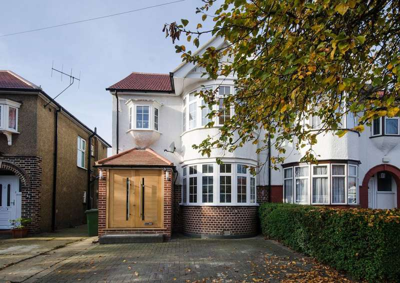 4 Bedrooms House for sale in Alveston Avenue, Harrow, HA3