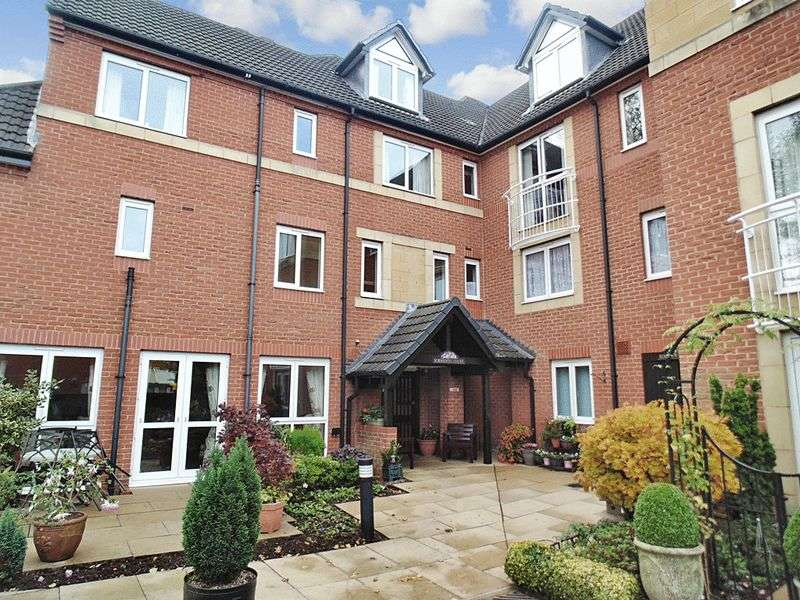 1 Bedroom Retirement Property for sale in Sorrento Court, Birmingham, B13 9HB