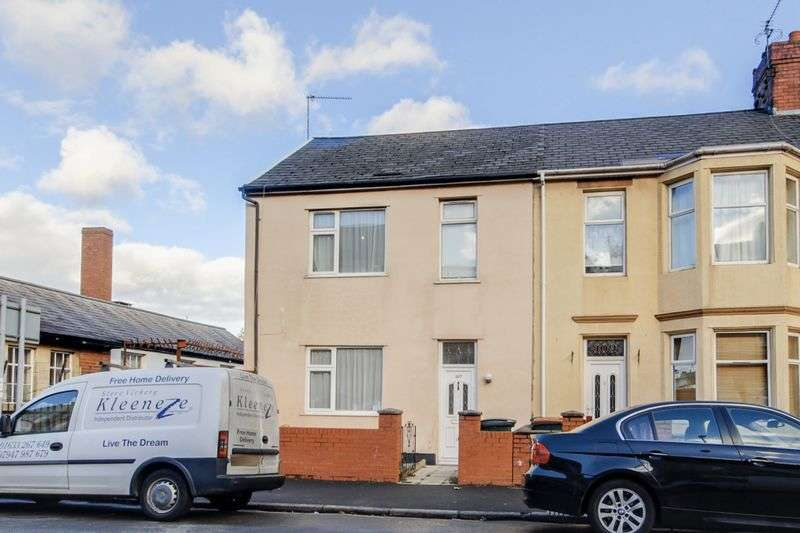 3 Bedrooms Terraced House for sale in Alexandra Road, Newport