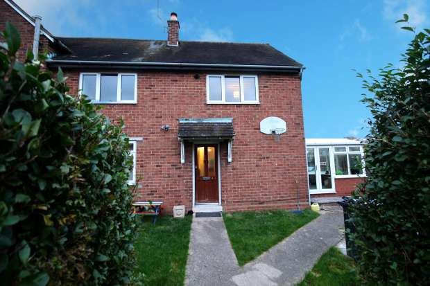 3 Bedrooms Semi Detached House for sale in Parker Drive South, Chester, Cheshire, CH3 6NQ