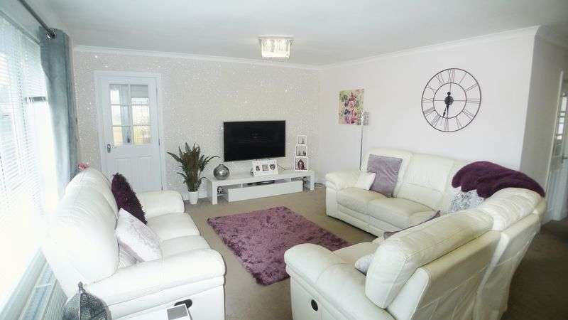 4 Bedrooms Detached Bungalow for sale in Culzean Crescent, Kirkcaldy