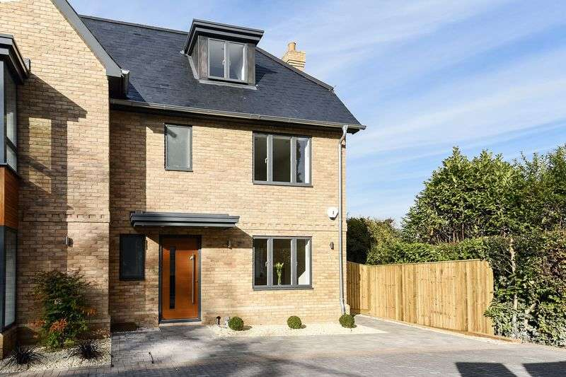 4 Bedrooms Semi Detached House for sale in Cumnor Hill