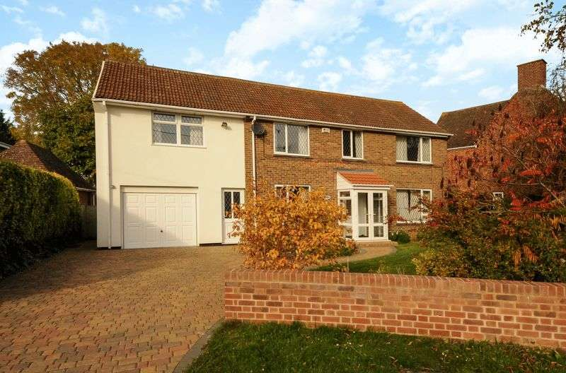 5 Bedrooms Detached House for sale in Picklers Hill, Abingdon