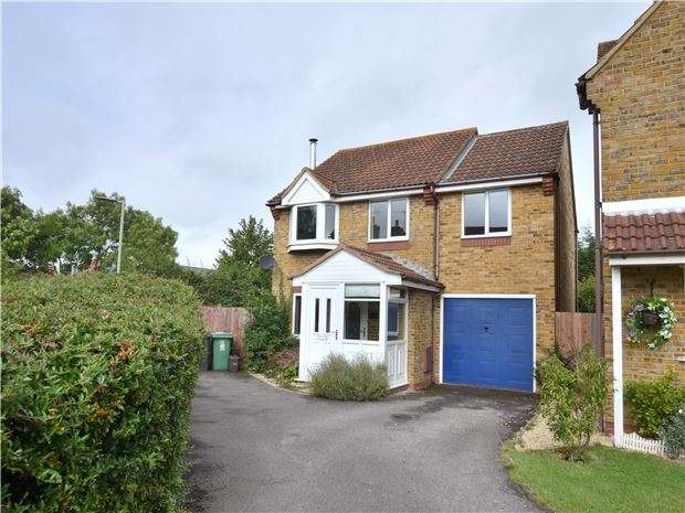 4 Bedrooms Detached House for sale in James Grieve Road, Abbeymead, GLOUCESTER, GL4 5GZ