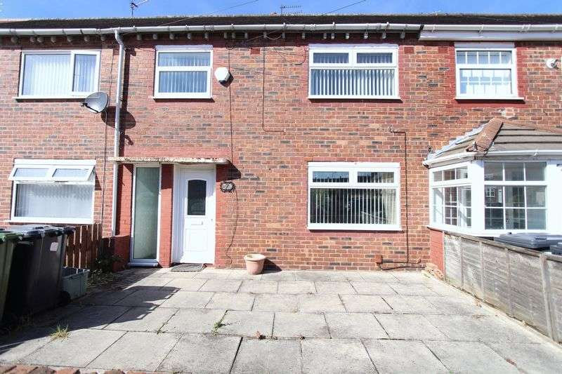 3 Bedrooms Terraced House for sale in Kenneth Close, Bootle