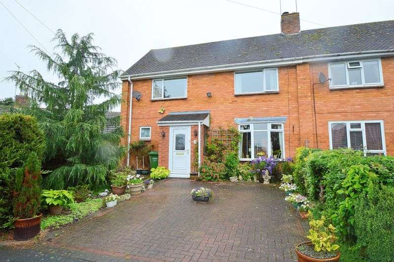 3 Bedrooms Semi Detached House for sale in Chaston Close * Inkberrow