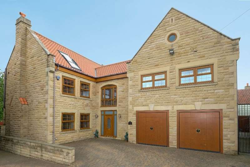 5 Bedrooms Detached House for sale in Hathaway Court, Wales, Sheffield, S26