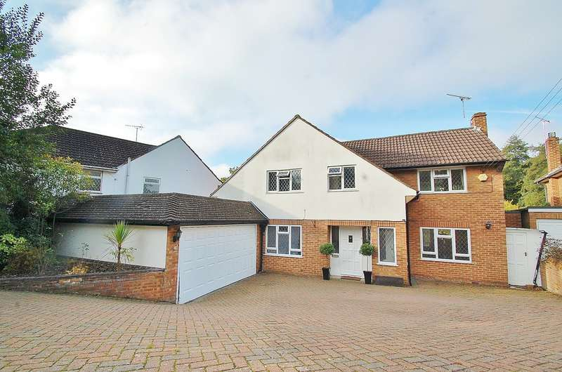 5 Bedrooms Detached House for sale in The Uplands, Gerrards Cross, SL9
