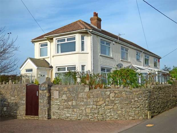 4 Bedrooms Detached House for sale in Broughton Road, Wick, Cowbridge, South Glamorgan