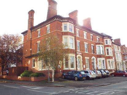 2 Bedrooms Flat for sale in Princess House, 26 De Montfort Street, Leicester, Leicestershire