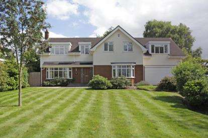 5 Bedrooms House for sale in South View Avenue, Gawsworth, Macclesfield, Cheshire