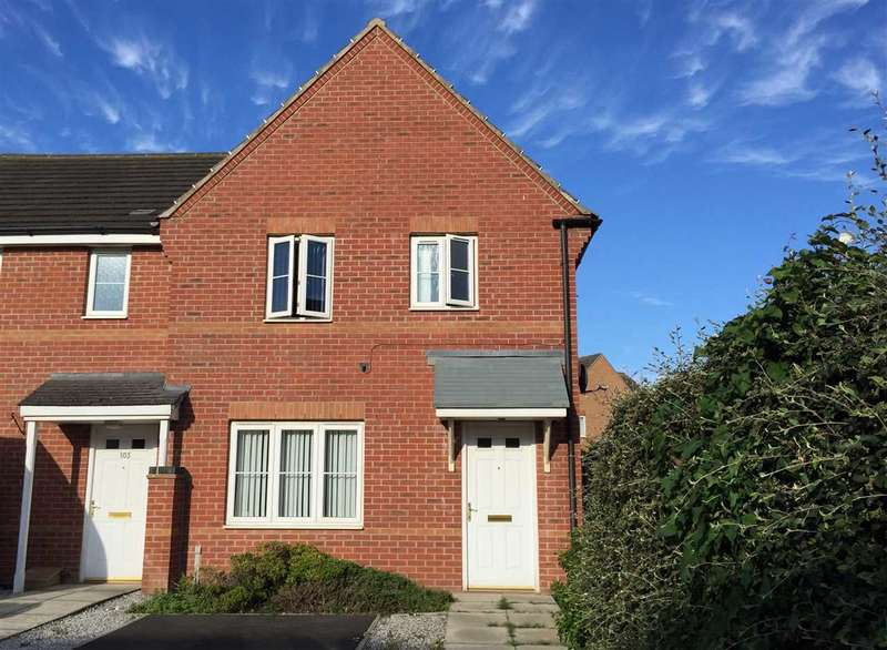 3 Bedrooms House for sale in Pasture Crescent, Herons Reach, Filey