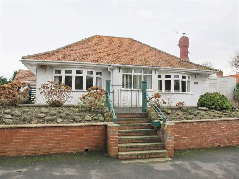 3 Bedrooms Bungalow for sale in Muston Road, Hunmanby