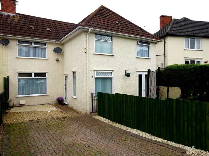 3 Bedrooms Semi Detached House for sale in Hawthorne Avenue, Newport
