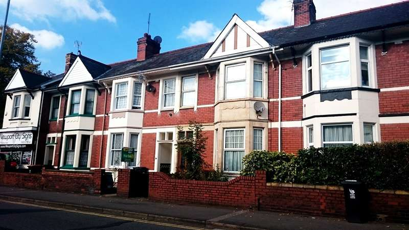 3 Bedrooms Terraced House for sale in Chepstow Road, Newport