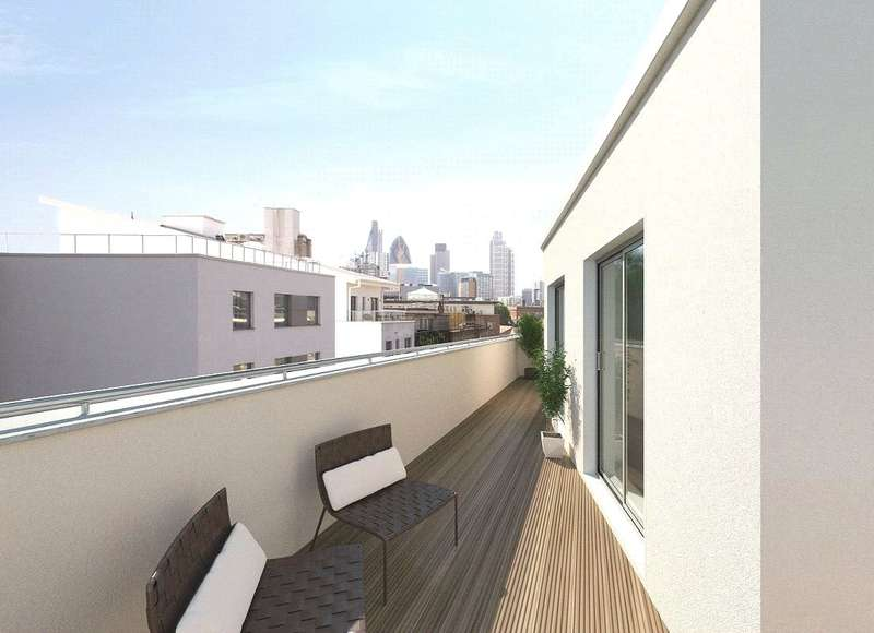 3 Bedrooms Flat for sale in Cavell Street, London, E1