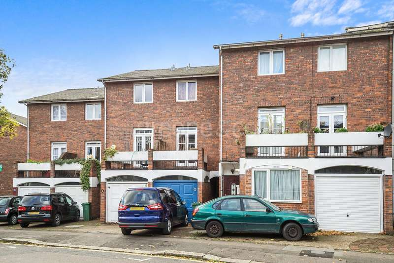 4 Bedrooms Terraced House for sale in West End Lane, West Hampstead, NW6