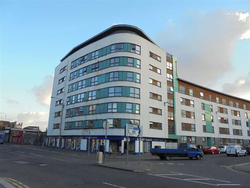2 Bedrooms Apartment Flat for sale in Moir Street, Glasgow