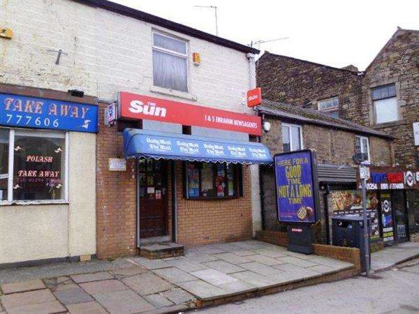 2 Bedrooms Commercial Property for sale in Bolton Road, Darwen