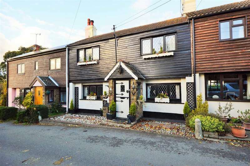 2 Bedrooms Cottage House for sale in North Benfleet Hall Road, North Benfleet