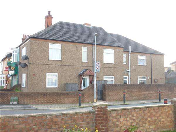 4 Bedrooms Apartment Flat for sale in COLUMBIA ROAD, GRIMSBY