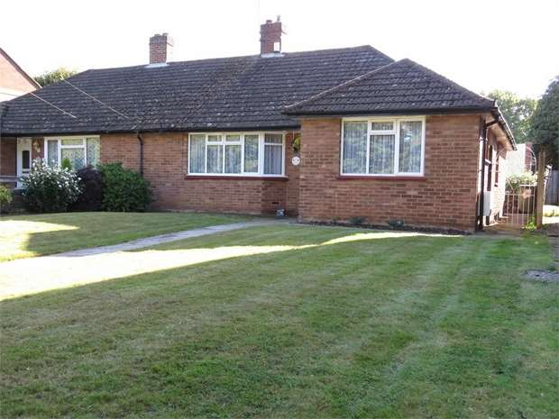 3 Bedrooms Semi Detached Bungalow for sale in The Hedges, Penenden Heath, MAIDSTONE, Kent