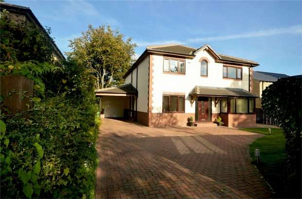 4 Bedrooms Detached House for sale in Le Marchant Avenue, Lindley, HUDDERSFIELD, West Yorkshire