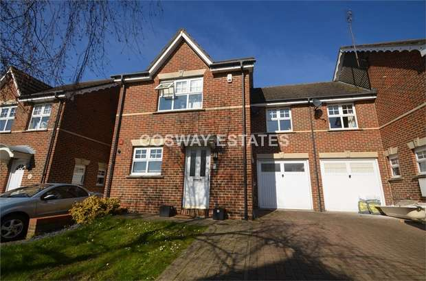 3 Bedrooms Semi Detached House for sale in Colenso Drive, Mill Hill, London