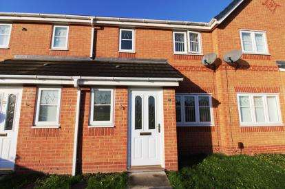 3 Bedrooms Terraced House for sale in Drake Avenue, Wythenshawe, Manchester, Greater Manchester