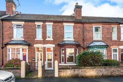 3 Bedrooms Terraced House for sale in Tithe Barn Road, Stafford, Staffordshire