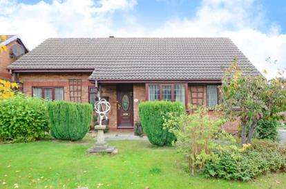3 Bedrooms Bungalow for sale in Abbots Meadow, Sothall, Sheffield, South Yorkshire
