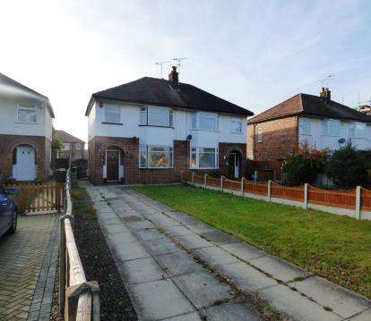 3 Bedrooms Semi Detached House for sale in Chester Road, Huntington, Chester, Cheshire, CH3