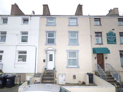 7 Bedrooms Terraced House for sale in London Road, Holyhead, Sir Ynys Mon, LL65